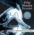 """Fifty shades - bundet"" av E.L. James"