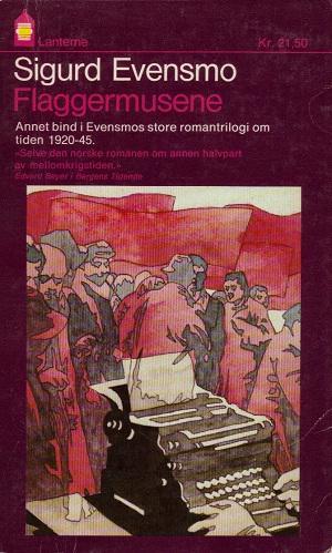 """""""Flaggermusene"""" av Sigurd Evensmo"""