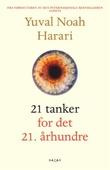 """""""21 tanker for det 21. århundre"""" av Yuval Noah Harari"""