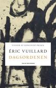 """""""Dagsordenen - en historie"""" av Éric Vuillard"""
