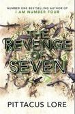 """""""The revenge of seven"""" av Pittacus Lore"""