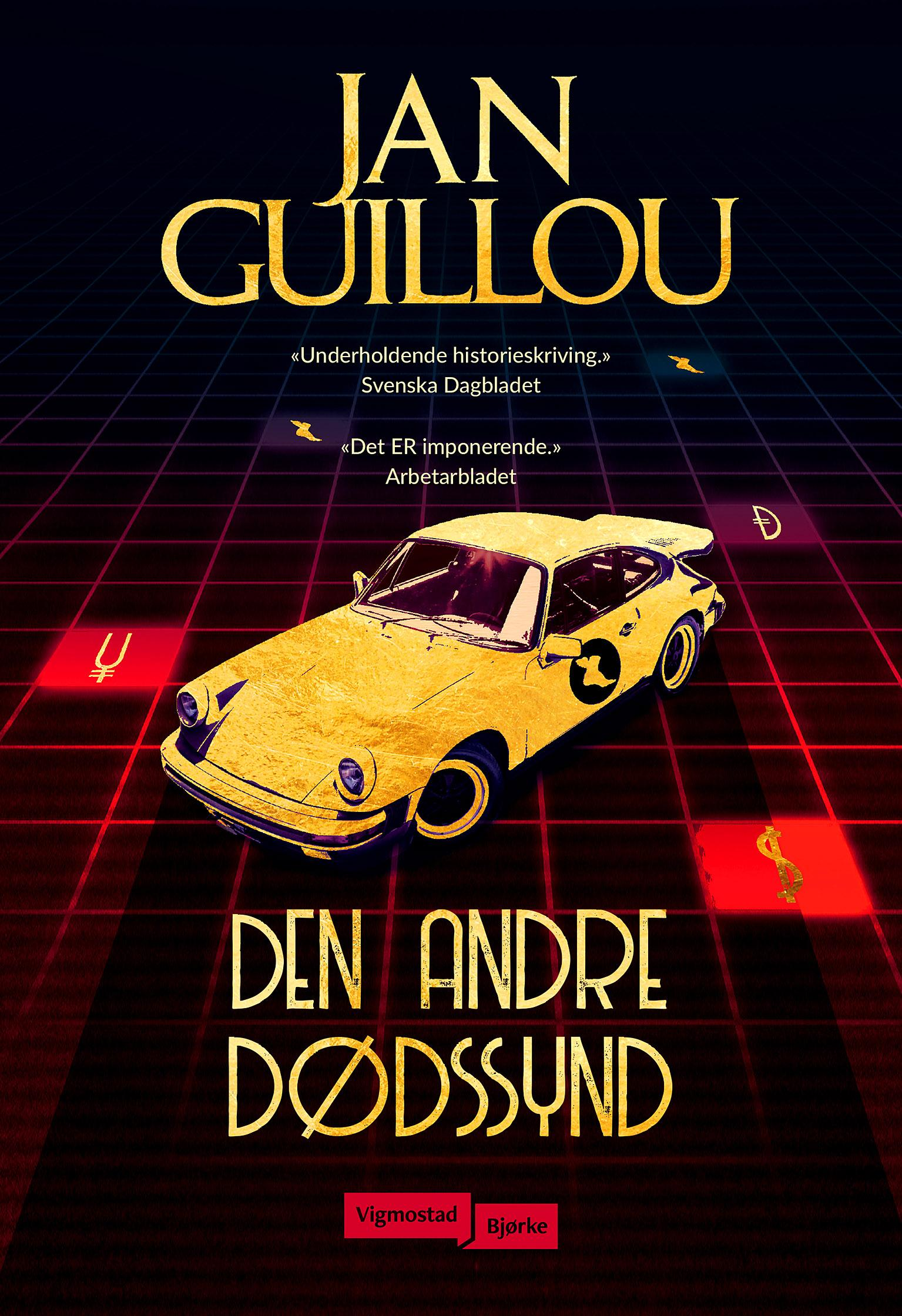 """""""Den andre dødssynd"""" av Jan Guillou"""