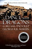 """A dance with dragons - part 1 Dreams and dust"" av George R.R. Martin"