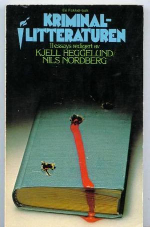 """""""Kriminallitteraturen - 11 essays"""" av Kjell Heggelund"""