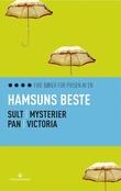 """Hamsuns beste - ungdomsverker"" av Knut Hamsun"