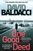 """One good deed"" av David Baldacci"