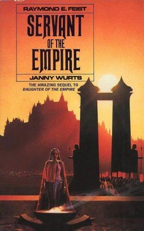 """""""Servant of the Empire"""" av Raymond E. Feist"""