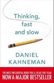 """Thinking, fast and slow"" av Daniel Kahneman"