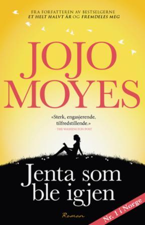 """""""Jenta som ble igjen"""" av Jojo Moyes"""