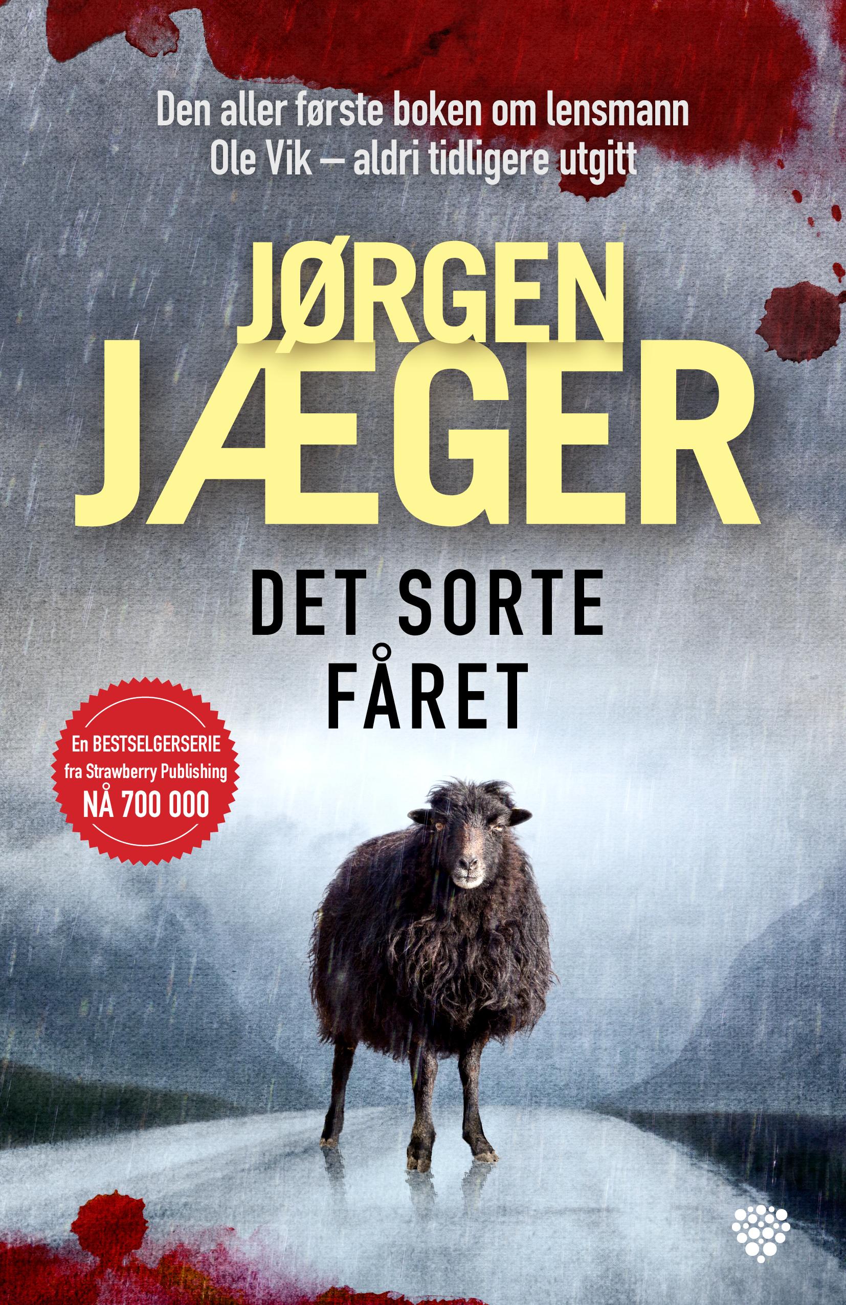 """""""Det sorte fåret"""" av Jørgen Jæger"""