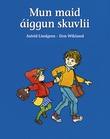 """""""Mun maid áiggun skuvlii"""" av Astrid Lindgren"""