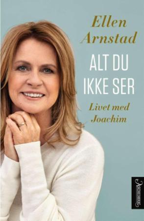 """""""Alt du ikke ser - livet med Joachim"""" av Ellen Arnstad"""