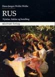 """""""Rus - nytelse, lidelse og handling"""" av Hans-Jørgen Wallin Weihe"""