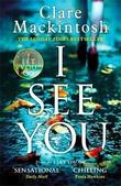 """""""I see you"""" av Clare Mackintosh"""
