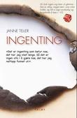 """""""Ingenting"""" av Janne Teller"""