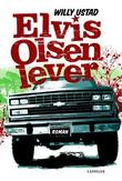 """Elvis Olsen lever"" av Willy Ustad"