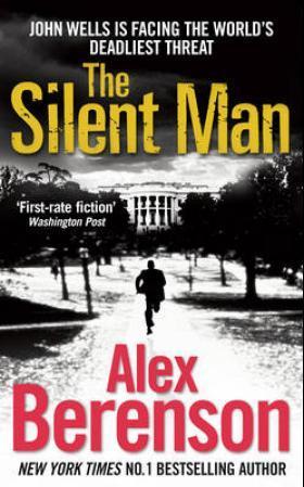 """""""The silent man"""" av Alex Berenson"""