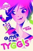 """""""Gutter er som tyggis"""" av Kerstin Gier"""