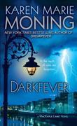 """""""Darkfever"""" av Karen Marie Moning"""