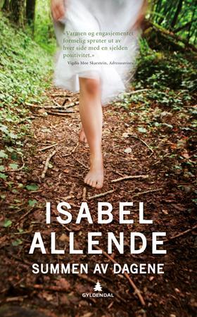"""""""Summen av dagene"""" av Isabel Allende"""