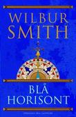 """Blå horisont"" av Wilbur Smith"