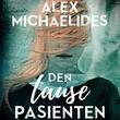 """""""Den tause pasienten"""" av Alex Michaelides"""