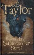 """""""Forbannelsen i Salamander Street - skyggemaneren II"""" av G.P. Taylor"""