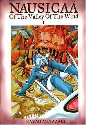"""Nausicaa of the Valley of the Wind Volume 1 (Nausicaa of the Valley of the Wind)"" av Hayao Miyazaki"