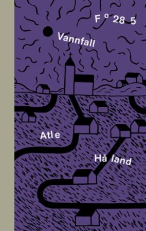 """""""Vannfall"""" av Atle Håland"""