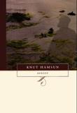 """""""August"""" av Knut Hamsun"""