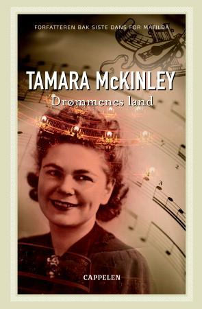 """Drømmenes land"" av Tamara McKinley"