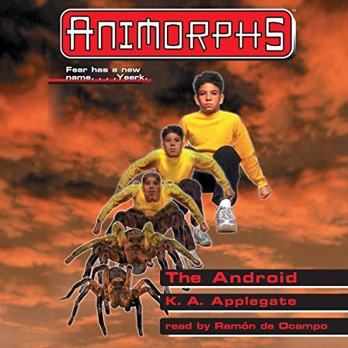 """""""The Android - Animorphs #10"""" av Katherine Applegate"""