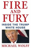 """Fire and fury inside the Trump White House"" av Michael Wolff"