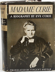 """""""Madame Curie A Biography"""" av Eve Curie"""