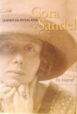 """""""Cora Sandel - en biografi"""" av Janneken Øverland"""