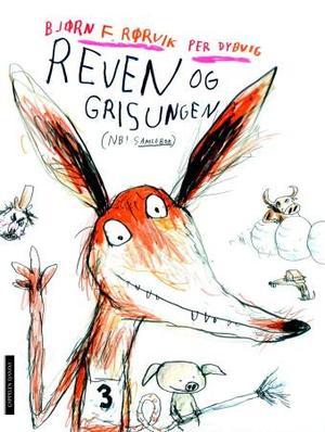 """""""Reven og Grisungen"""" av Bjørn F. Rørvik"""