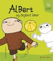 """""""Albert og Skybert leker"""" av Jan Magnusson"""