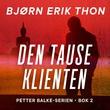 """""""Den tause klienten"""" av Bjørn Erik Thon"""