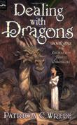 """Dealing with Dragons (Enchanted Forest Chronicles)"" av Patricia C. Wrede"