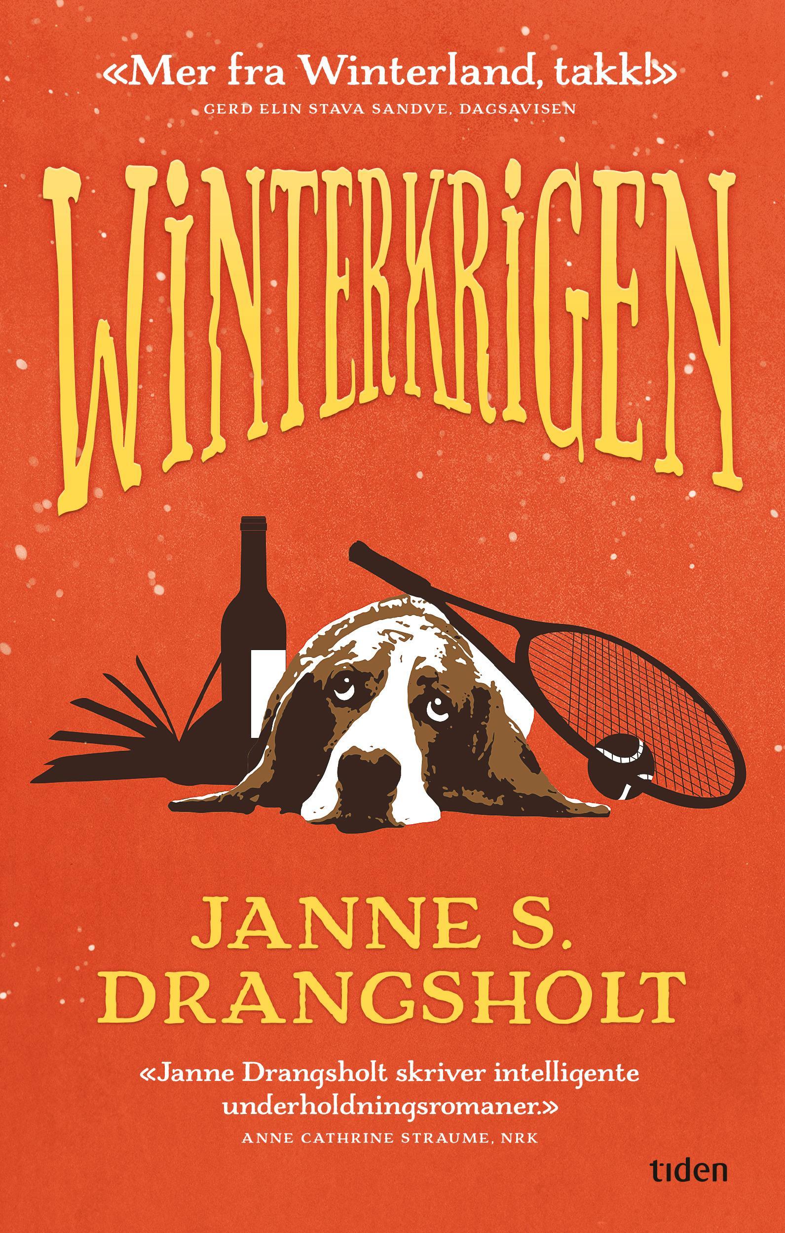 """""""Winterkrigen"""" av Janne S. Drangsholt"""