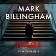 """Livløs"" av Mark Billingham"