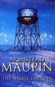 """The night listener"" av Armistead Maupin"