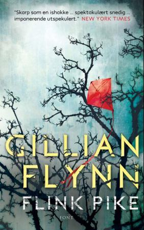 """Flink pike"" av Gillian Flynn"
