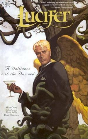"""Lucifer Vol. 3 - A Dalliance with the Damned"" av Mike Carey"