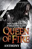 """""""Queen of fire"""" av Anthony Ryan"""
