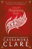 """City of heavenly fire"" av Cassandra Clare"