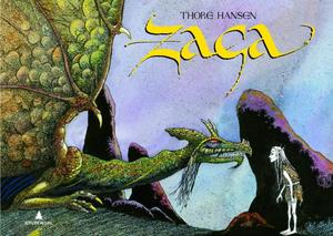 """Zaga"" av Thore Hansen"
