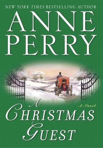 """""""A Christmas Guest - Christmas Stories #3"""" av Anne Perry"""