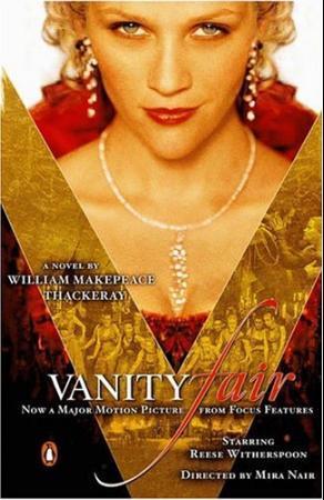 """""""Vanity fair - a novel without a hero"""" av William Makepeace Thackeray"""