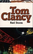 """Rød storm"" av Tom Clancy"